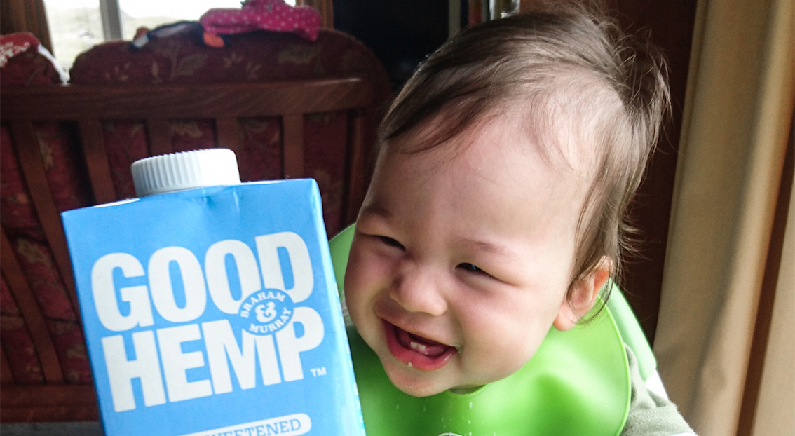 Kids That Love Hemp Mums Feeding Tips Good Hemp