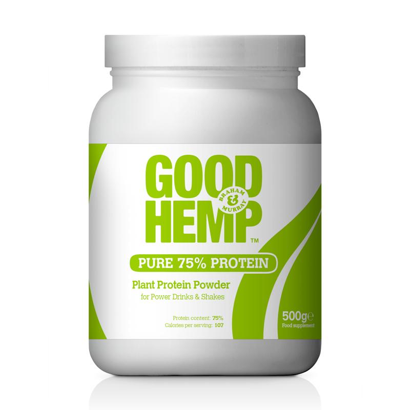 Good Hemp Protein | Pure Hemp Protein | Good Hemp