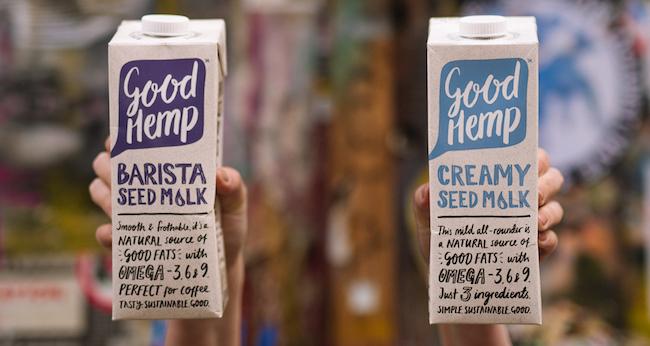 Good Hemp milk