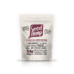 Good Hemp Pure 85% Hemp Protein